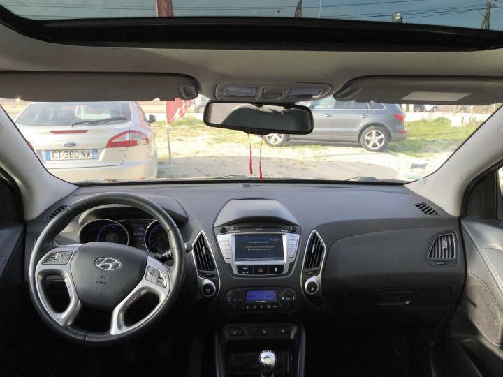 Hyundai ix35 PACK PRENIUM LIMITED NOIR METAL  Occasion - 5