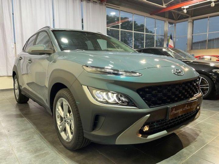 Hyundai Kona 1.0 T -GDI 120 HYBRID 48 CREATIVE GRIS FONCE - 3