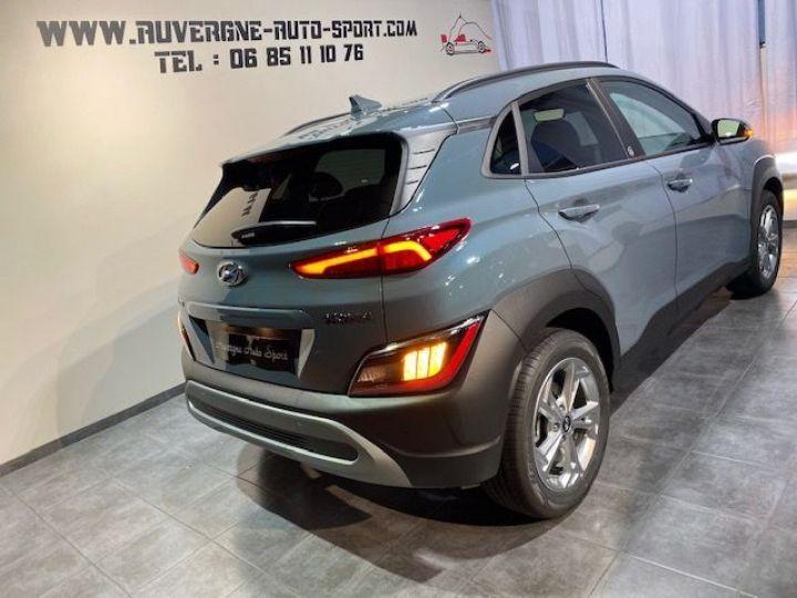Hyundai Kona 1.0 T -GDI 120 HYBRID 48 CREATIVE GRIS FONCE - 4