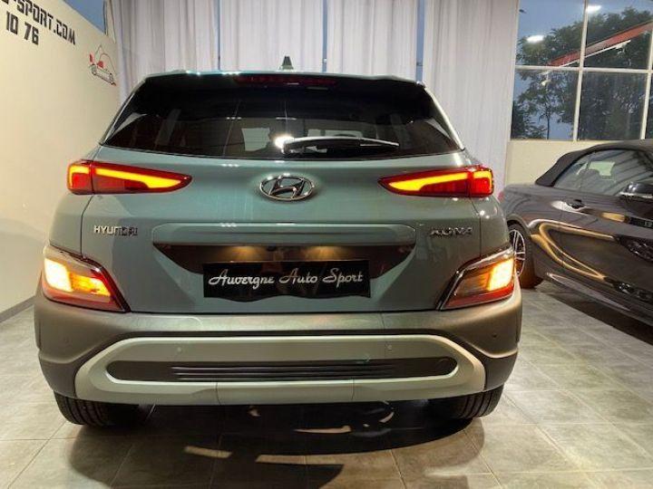 Hyundai Kona 1.0 T -GDI 120 HYBRID 48 CREATIVE GRIS FONCE - 5