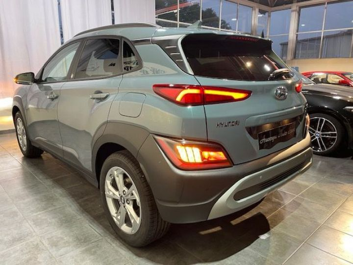 Hyundai Kona 1.0 T -GDI 120 HYBRID 48 CREATIVE GRIS FONCE - 6