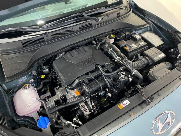 Hyundai Kona 1.0 T -GDI 120 HYBRID 48 CREATIVE GRIS FONCE - 11