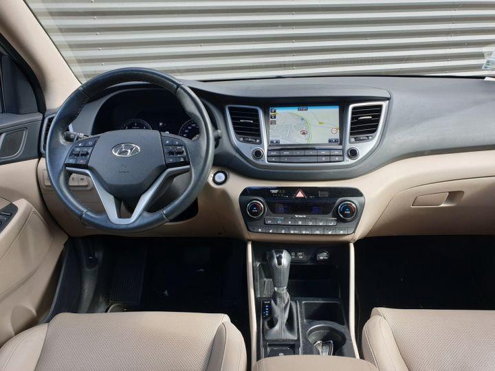 Hyundai TUCSON 3 III 1.7 CRDI 141 EXECUTIVE DCT7 o Gris Métallisé Occasion - 5