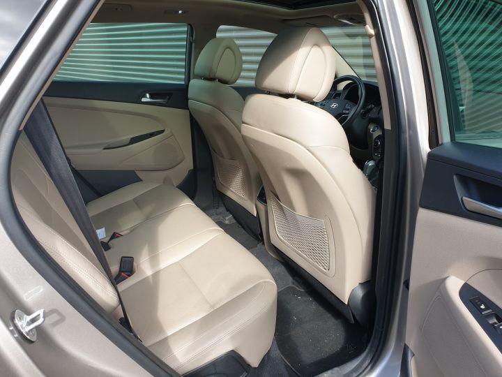 Hyundai TUCSON 3 III 1.7 CRDI 141 EXECUTIVE DCT7 o Gris Métallisé Occasion - 8