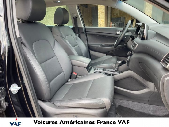 Hyundai Tucson Hyundai Tucson Hybrid 48 volts Executive SUV familial garantie constructeur  3ans km illimité noir Occasion - 10