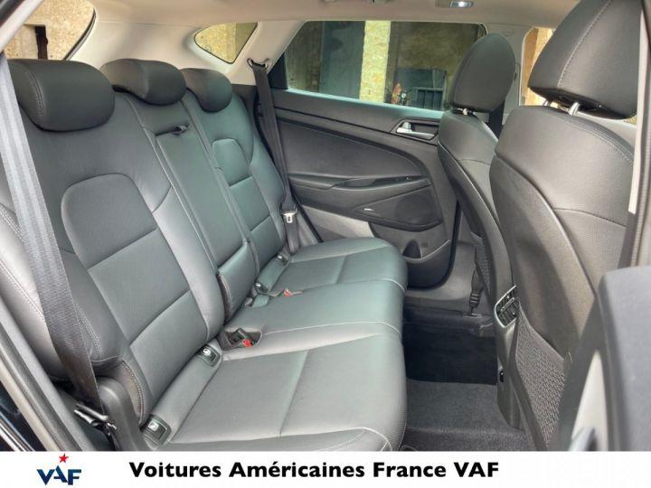 Hyundai Tucson Hyundai Tucson Hybrid 48 volts Executive SUV familial garantie constructeur  3ans km illimité noir Occasion - 11