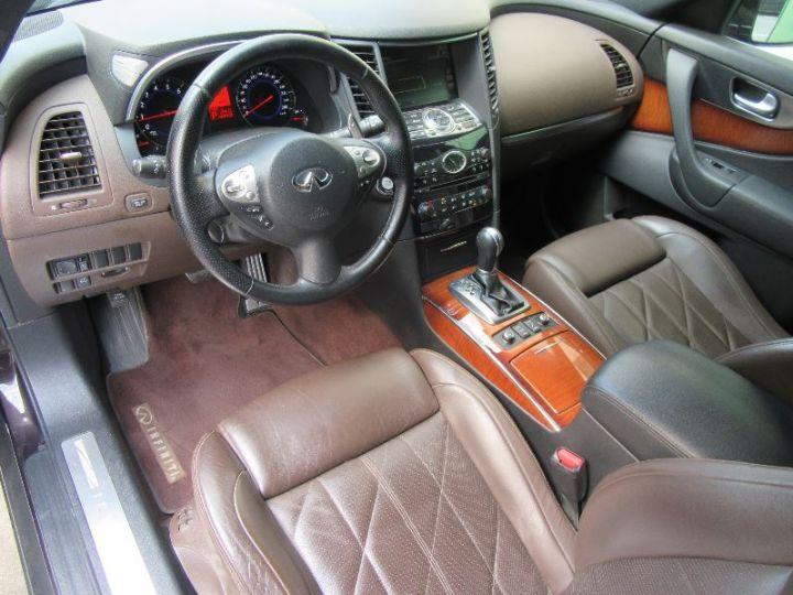 Infiniti FX V8 390CH NOIR Occasion - 2