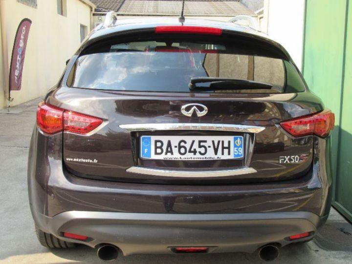 Infiniti FX V8 390CH NOIR Occasion - 7