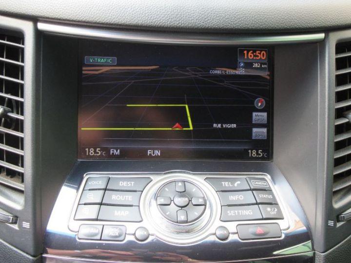 Infiniti FX V8 390CH NOIR Occasion - 13