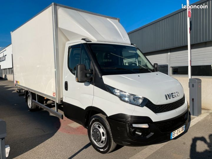 Iveco DAILY 20m3 hayon 35-15 2016  - 1