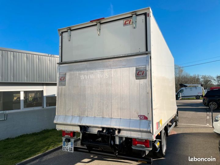 Iveco DAILY 20m3 hayon 35-15 2016  - 2
