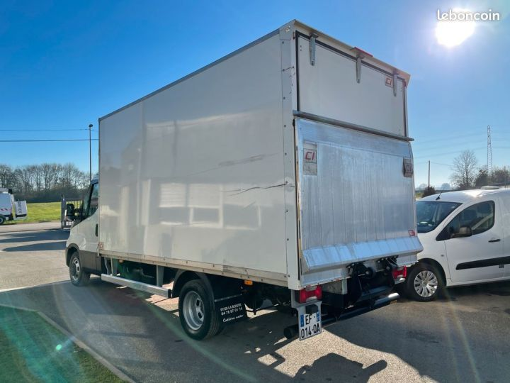 Iveco DAILY 20m3 hayon 35-15 2016  - 3
