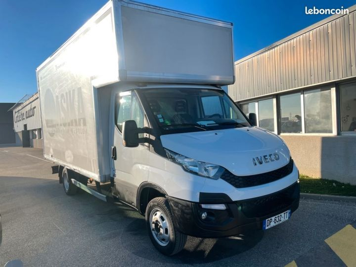 Iveco Daily 3.0 hpi 35c15 caisse 22m3  - 1