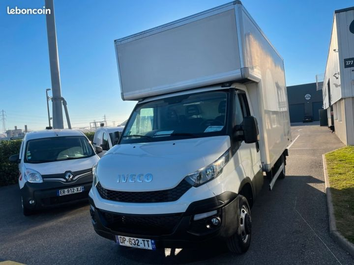Iveco Daily 3.0 hpi 35c15 caisse 22m3  - 3