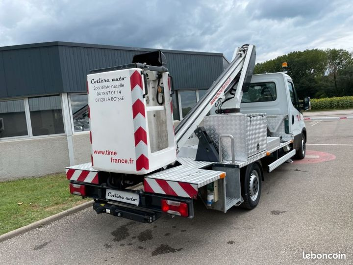 Iveco DAILY 35-13 nacelle Time France 13m 44h  - 2