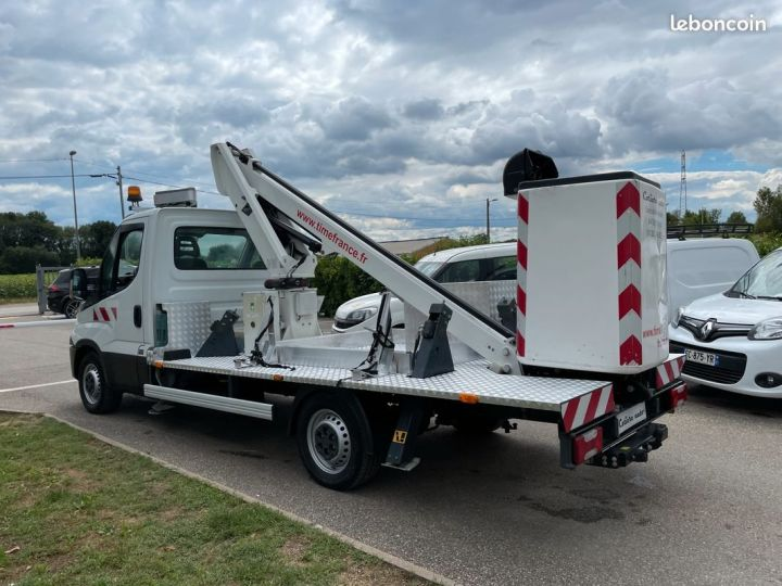 Iveco DAILY 35-13 nacelle Time France 13m 44h  - 4