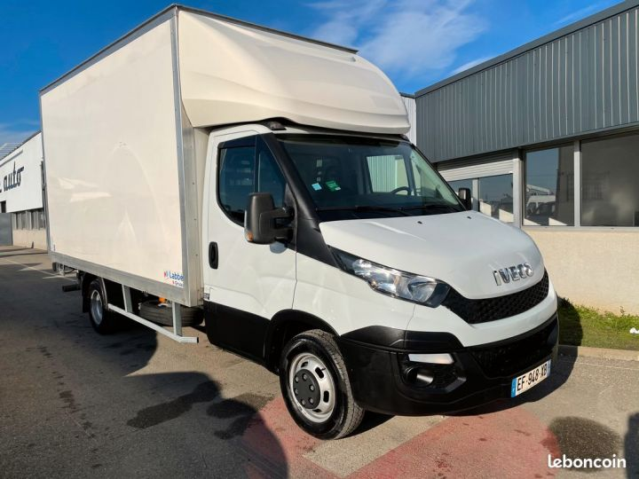 Iveco DAILY 35-15 22m3 hayon 106.000km  - 1
