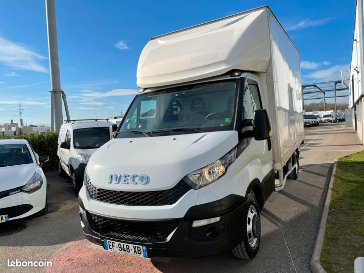 Iveco DAILY 35-15 22m3 hayon 106.000km  - 2