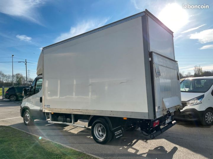 Iveco DAILY 35-15 22m3 hayon 106.000km  - 3