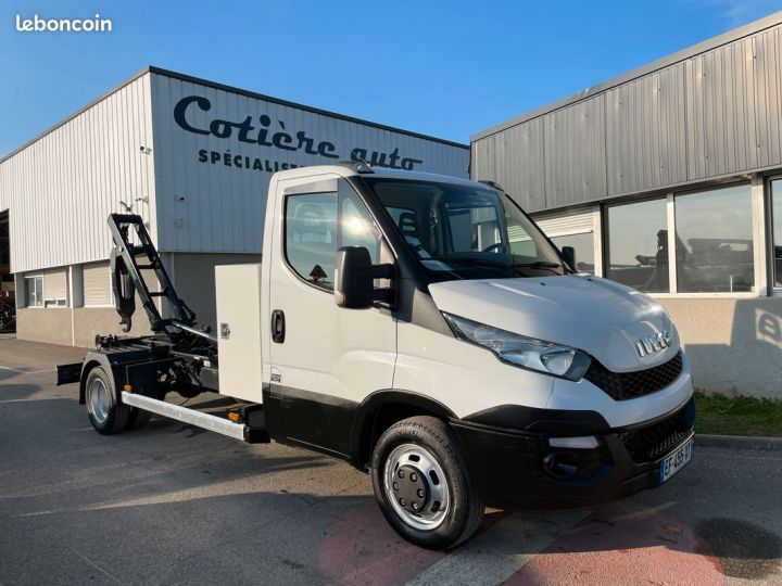 Iveco DAILY 35-15 polybenne coffre  - 1