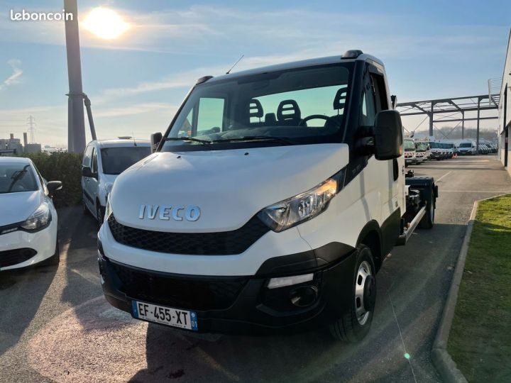 Iveco DAILY 35-15 polybenne coffre  - 2