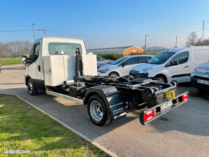 Iveco DAILY 35-15 polybenne coffre  - 4