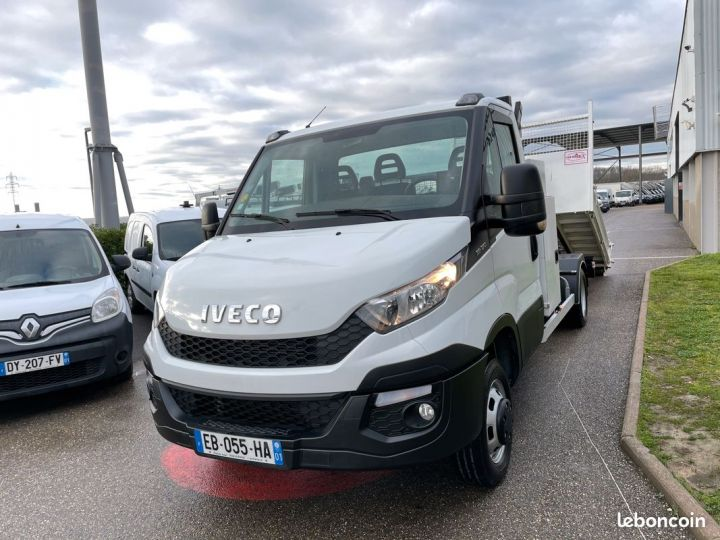 Iveco DAILY 35-17 polybenne coffre 24.000km  - 2