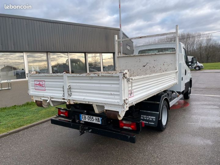 Iveco DAILY 35-17 polybenne coffre 24.000km  - 5