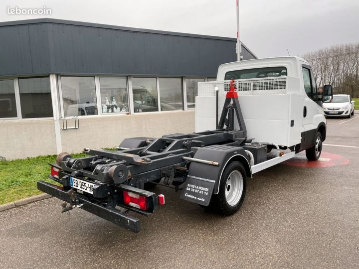 Iveco DAILY 35-17 polybenne coffre 24.000km  - 9