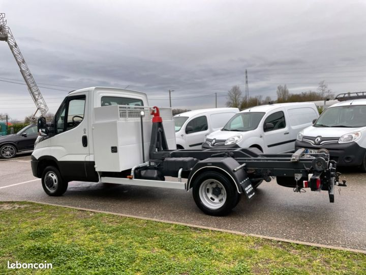 Iveco DAILY 35-17 polybenne coffre 24.000km  - 10