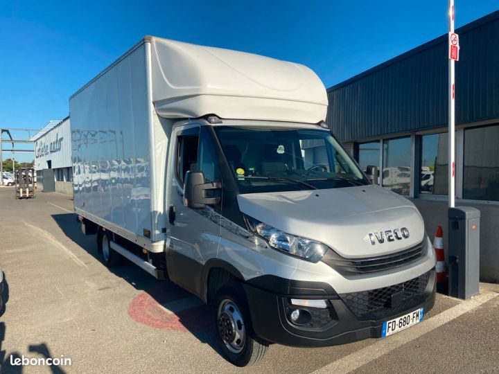 Iveco DAILY 35-180 hi-matic 22m3  - 1