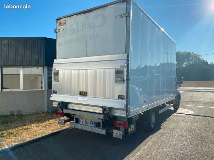 Iveco DAILY 35-180 hi-matic 22m3  - 2