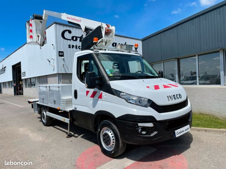 Iveco DAILY 35c13 nacelle Time France  - 1