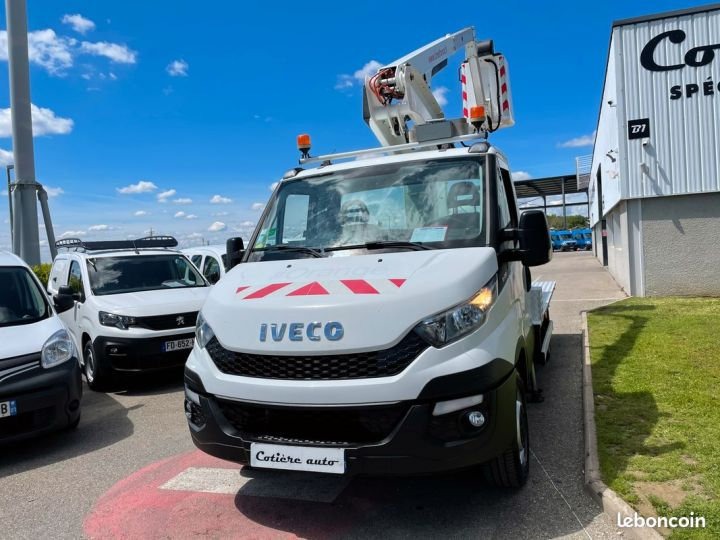 Iveco DAILY 35c13 nacelle Time France  - 2