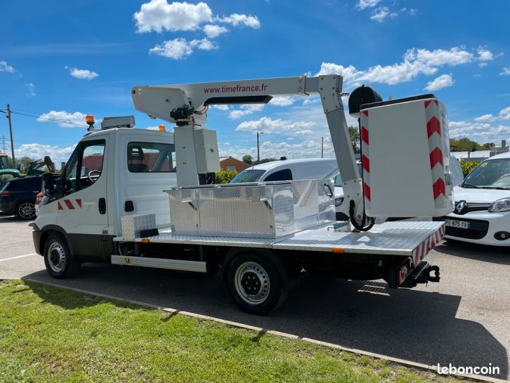 Iveco DAILY 35c13 nacelle Time France  - 3