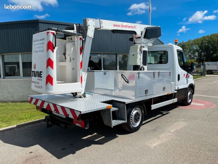 Iveco DAILY 35c13 nacelle Time France  - 4