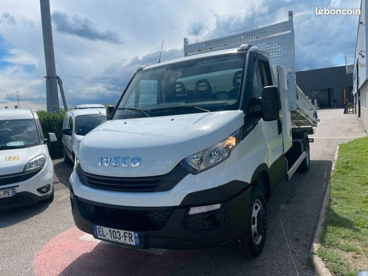 Iveco DAILY 35c14 benne coffre 2017  - 2