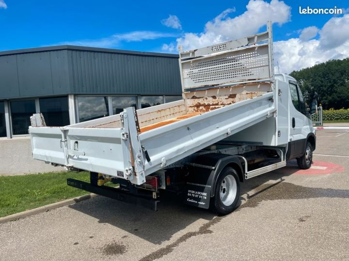 Iveco DAILY 35c14 benne coffre 2017  - 4