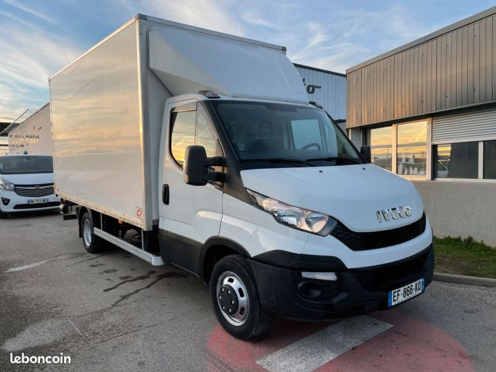 Iveco DAILY 35c15 20m3 hayon 98.000km  - 1