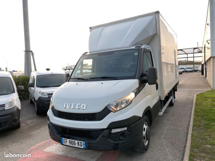 Iveco DAILY 35c15 20m3 hayon 98.000km  - 3