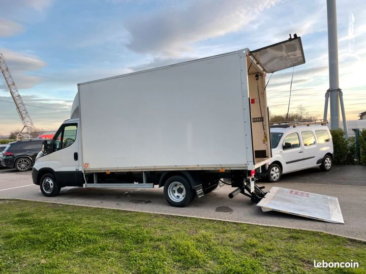 Iveco DAILY 35c15 20m3 hayon 98.000km  - 4