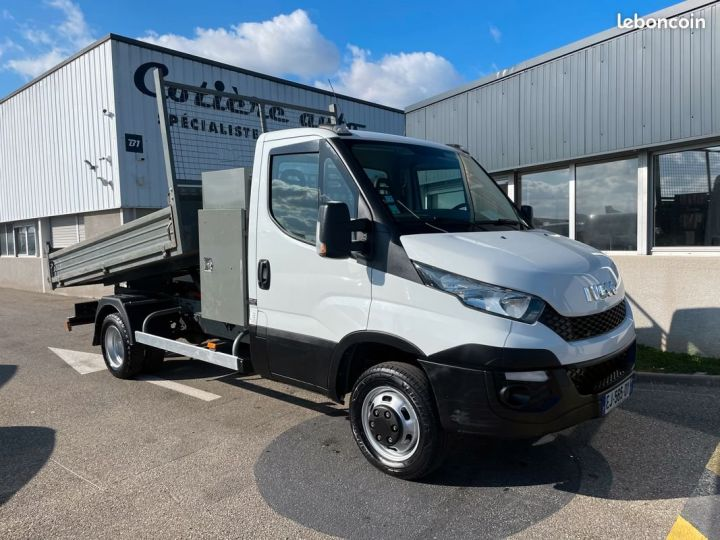 Iveco Daily 35c15 benne coffre  - 1