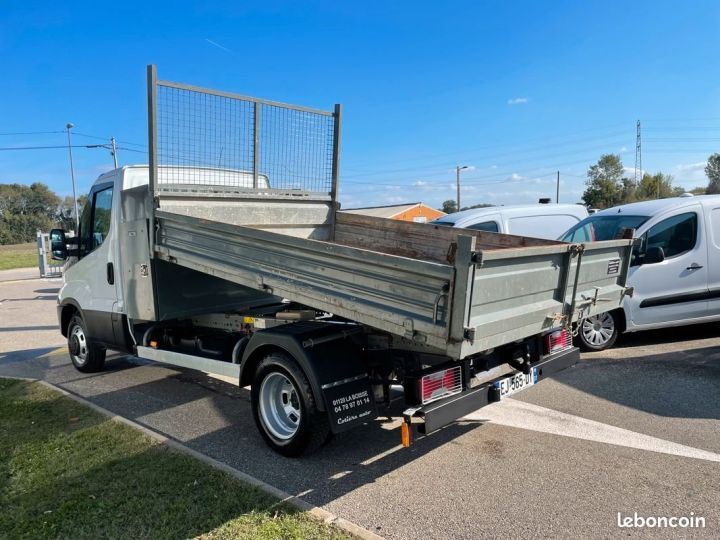 Iveco Daily 35c15 benne coffre  - 3