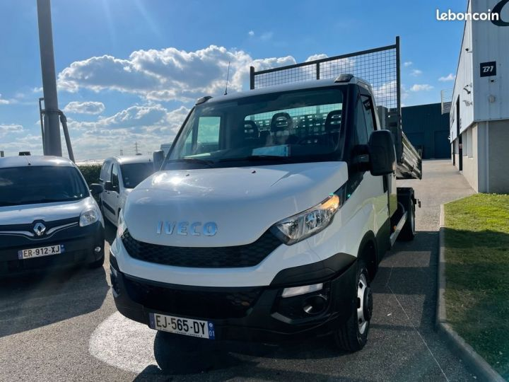 Iveco Daily 35c15 benne coffre  - 5