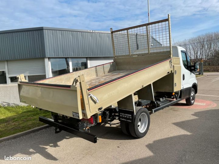 Iveco DAILY 35c15 benne coffre 2017  - 4