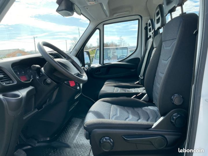 Iveco DAILY 35c15 benne coffre 2017  - 5