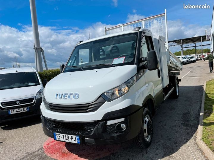 Iveco DAILY 35c15 benne coffre 2017  - 2
