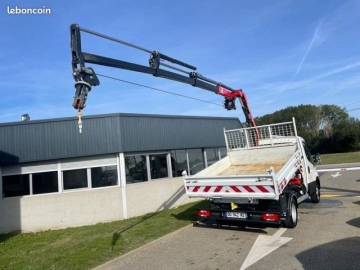 Iveco Daily 35c15 benne grue FASSI F38  - 3
