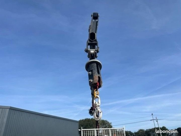 Iveco Daily 35c15 benne grue FASSI F38  - 6