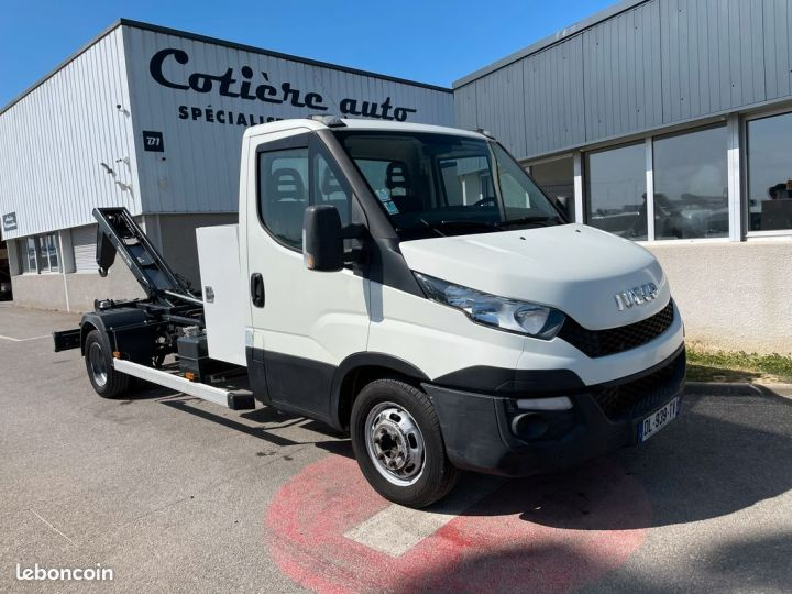 Iveco DAILY 35c15 Polybenne NEUF  - 1